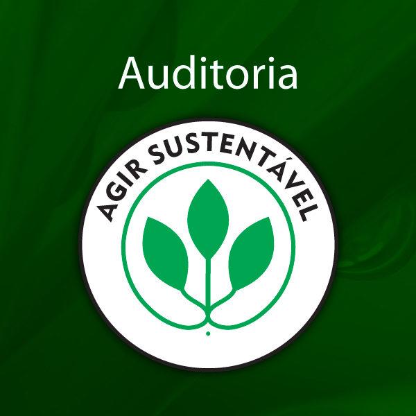 Auditoria para obtenção do Selo Agir Sustentável