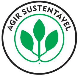 Selo Agir Sustentável g